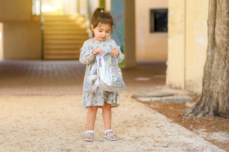 Sac maternelle: que mettre dans son petit cartable, lequel choisir?