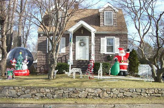 Petite maison du Père-Noël