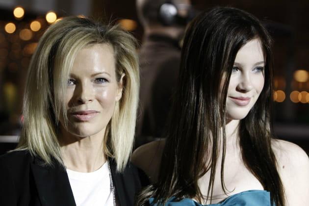 Kim Basinger et sa fille Ireland Baldwin