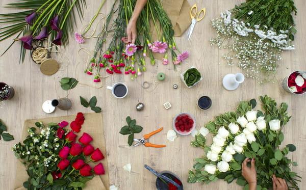 bloom's : des box de fleurs au rythme des saisons