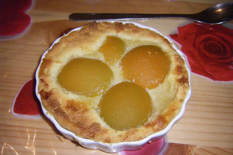 Tarte aux abricots 100% maison