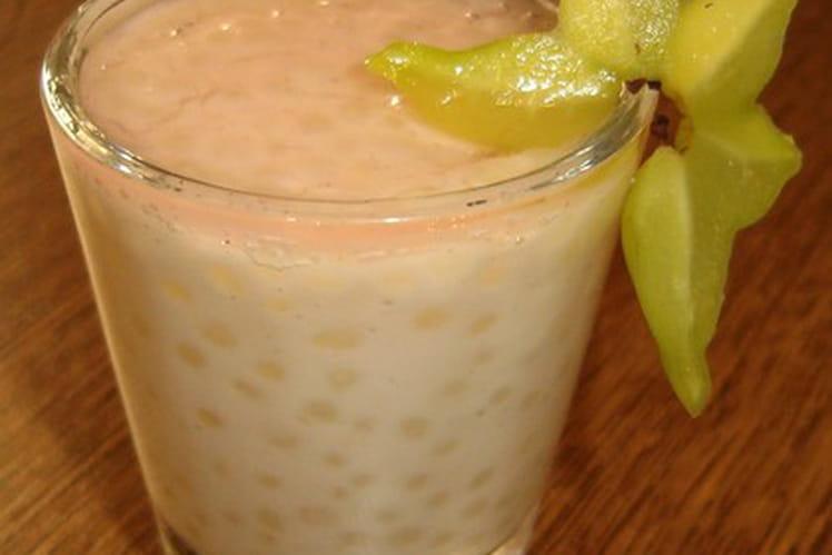 Perles du Japon au lait de coco