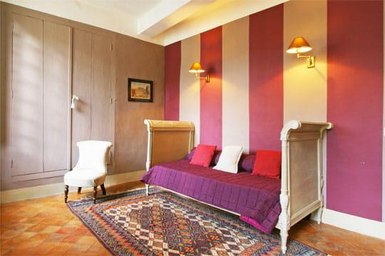 Un hôtel particulier haut en couleurs