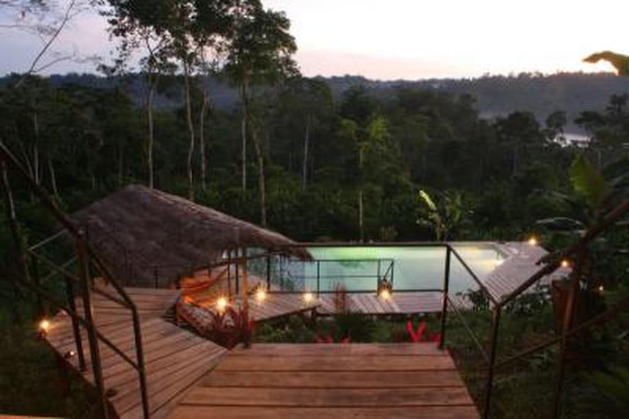 Hamadryade Lodge : le bonheur en Equateur