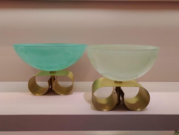 Le centre de table Parure II par Cristina Celestino