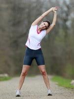 le circuit training diminue la matière grasse au profit du muscle.