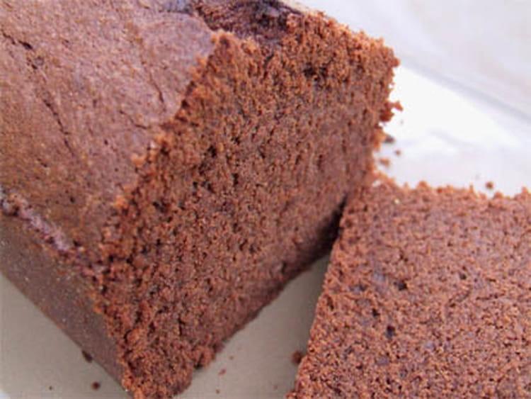 recette de cake au chocolat sans levure chimique : la recette facile