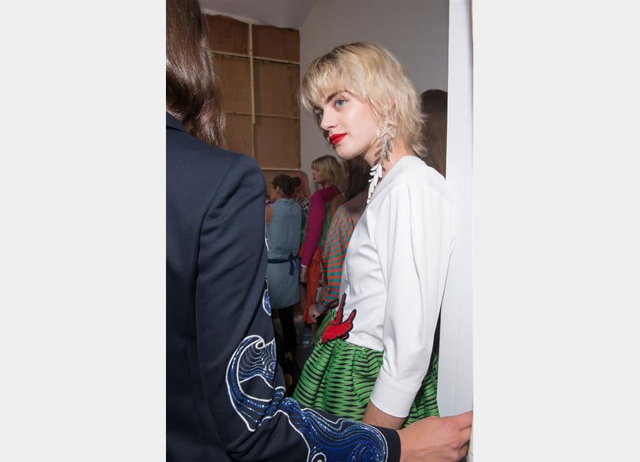 Mary Katrantzou (Backstage) - photo 15