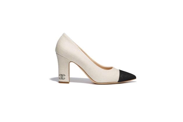 Escarpins intemporels de Chanel