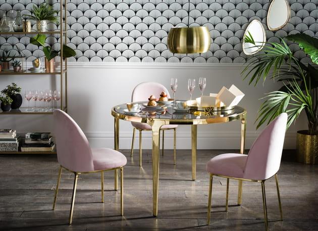 Table et chaises Topim de La Redoute Intérieurs