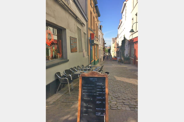 Rue des Renards