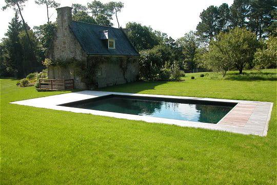 Une piscine tr s nature - Peut on se baigner pendant la filtration de la piscine ...