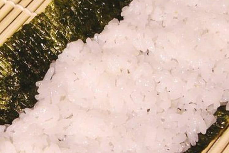 Riz vinaigré pour sushis