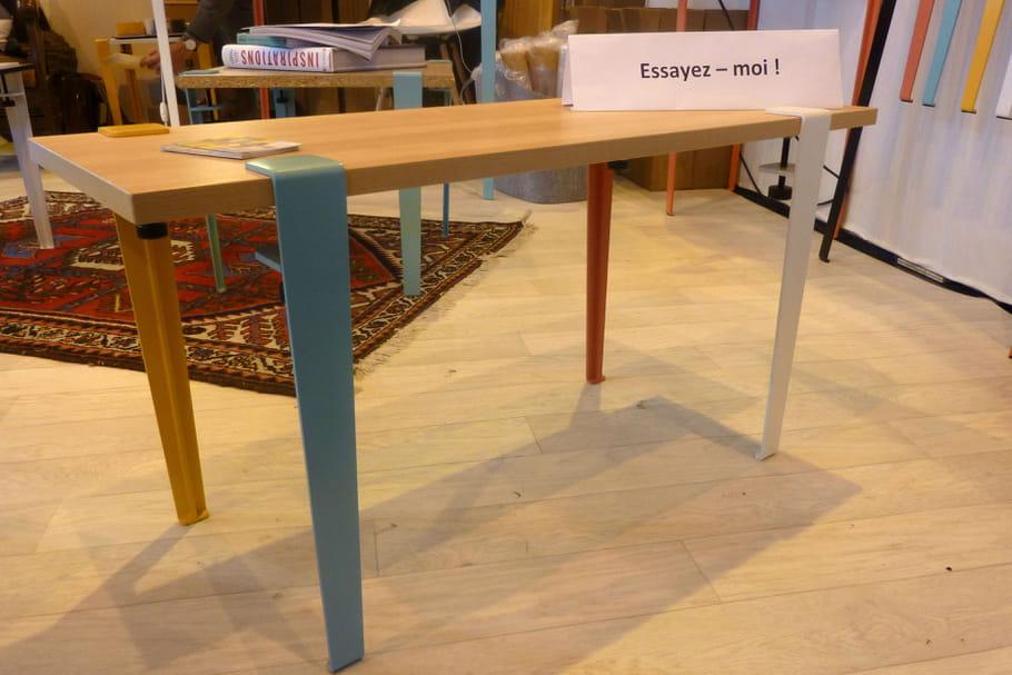 Tiptoe : le design au bout des pieds
