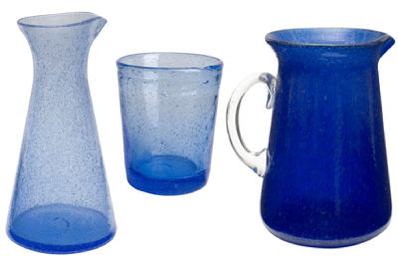 L'objet du désir : les verres bullés de Whitbread Wilkinson