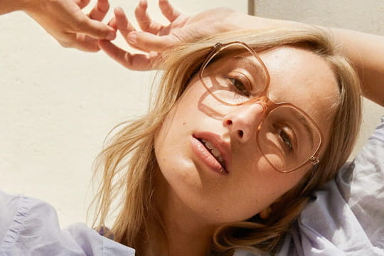 20montures tendance pour changer ses lunettes de vue à la rentrée
