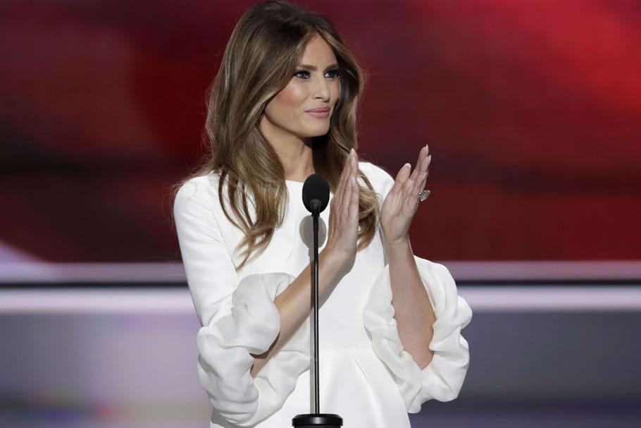 Donald Trump président: qui est sa femme Melania?