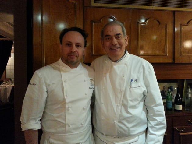 Thierry Drapeau et Shalom Kadosh : rencontre au sommet