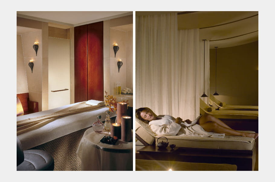 Soins, massages et relaxation