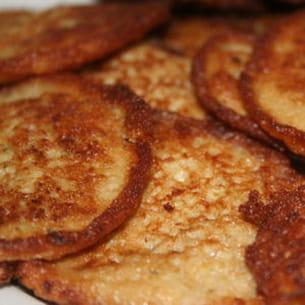 galettes de soja