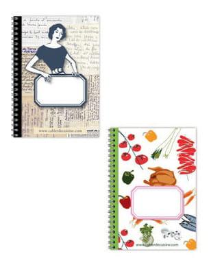 Livre de recettes soyez cr atif - Le journal des femmes cuisine mon livre ...