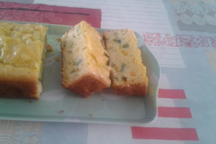 Cake méli-mélo (reste du frigo)
