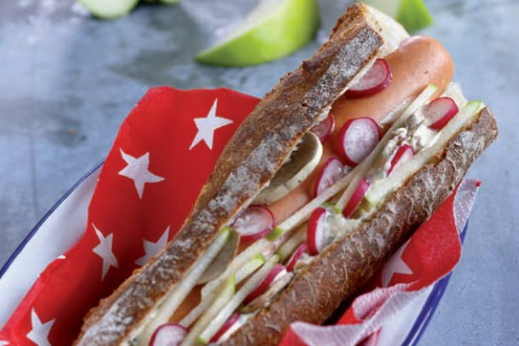 Hot dog Knacki® fraîcheur
