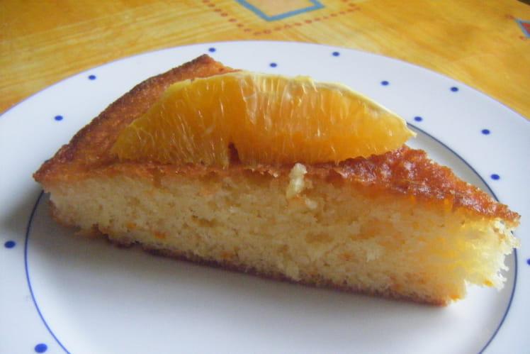 Gâteau à l'orange ultra simple