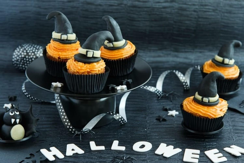 Cupcakes d'Halloween: recettes, conseils et astuces