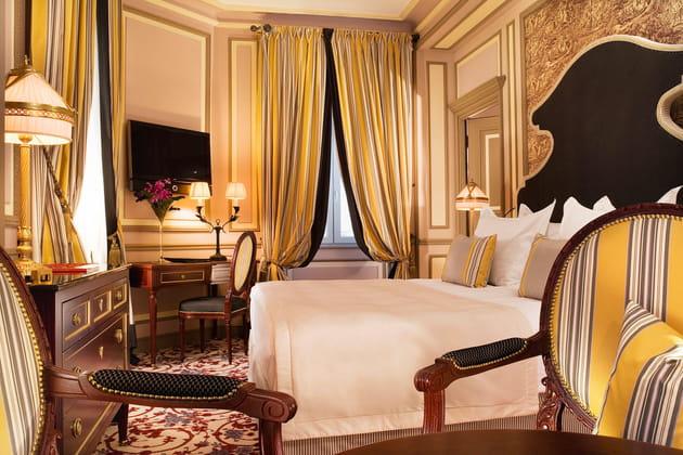 Des chambres tout en douceur for Spa luxe bordeaux