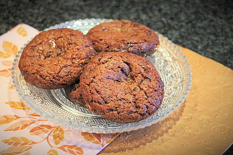 Cookies aux brisures de Daim