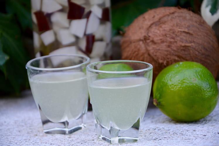 Recette de rhum arrang coco citron vert la recette facile for Rhum pour cuisiner