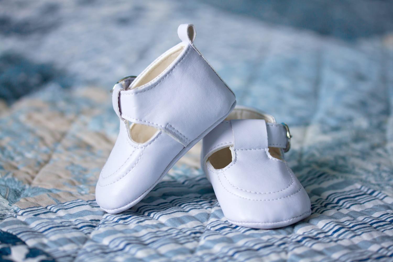 Pointure bébé: quelle taille pour ses chaussures?