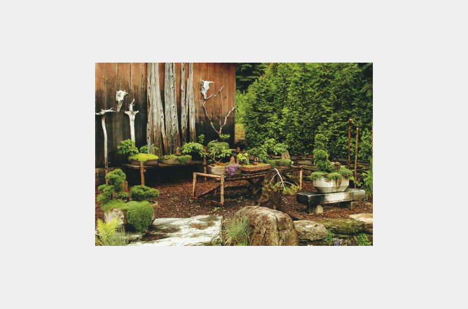 bonza s le jardin de vos r ves journal des femmes. Black Bedroom Furniture Sets. Home Design Ideas