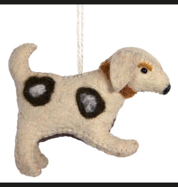 Déco à suspendre chien de Fragonard