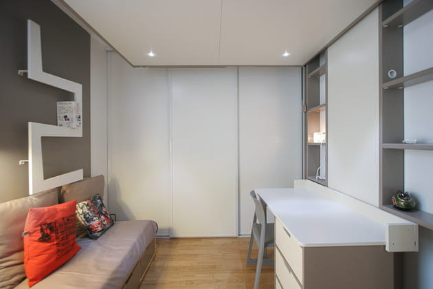 Une chambre plus douce