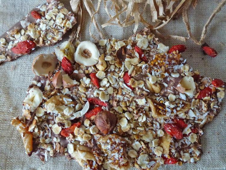 Recette de Chocolat fait maison en friandises de Noël : la recette facile