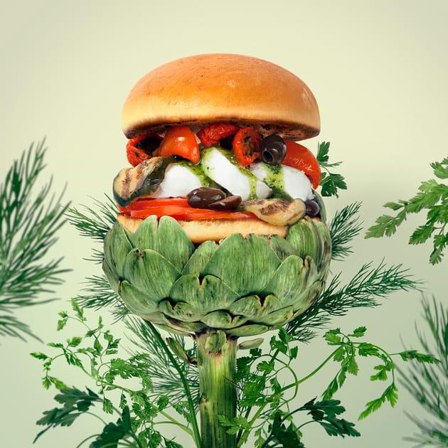 Go Green Burger
