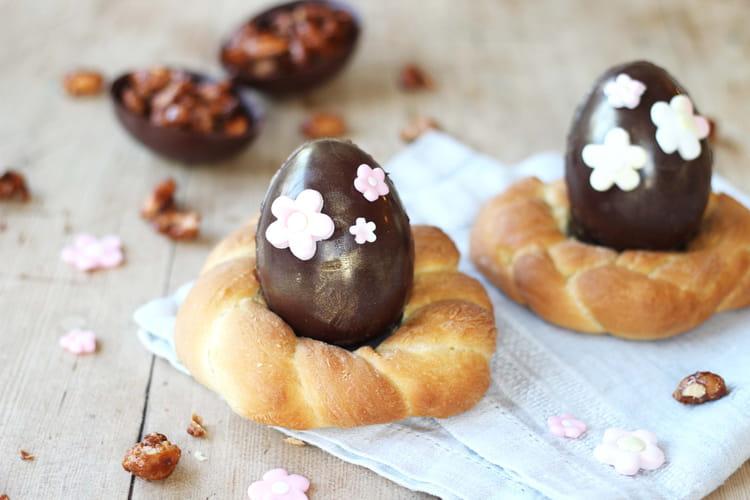 Œufs de Pâques surprise