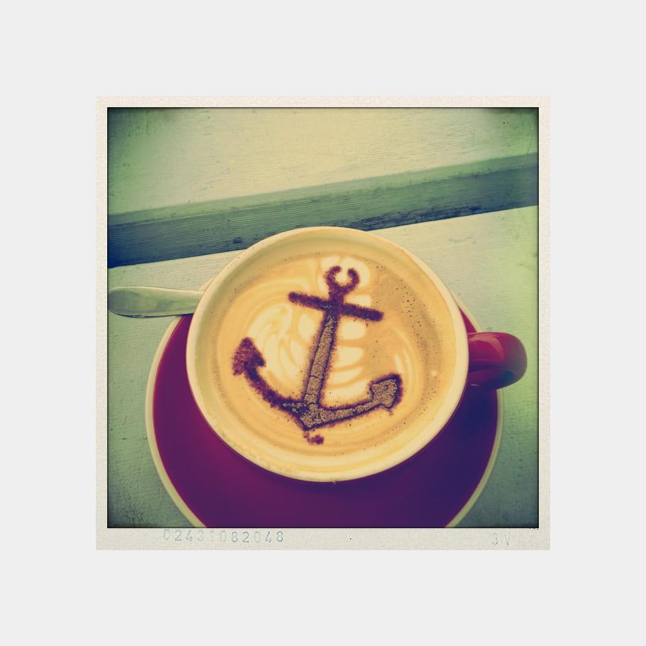 Le café, c'est leur tasse