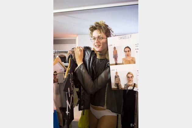 Anne Sofie Madsen (Backstage) - photo 30