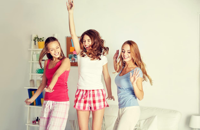Comment Organiser Un Party D Ado 10 jeux pour une soirée pyjama entre ados
