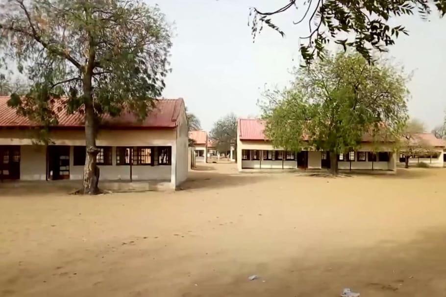 Boko Haram: libération d'une centaine d'écolières