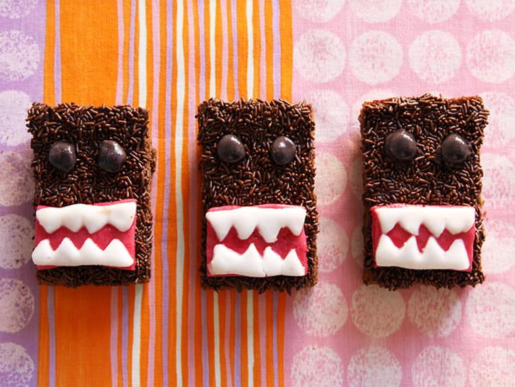 Recette de brownies domo kun le monstre gentil la for Domo arreda facile