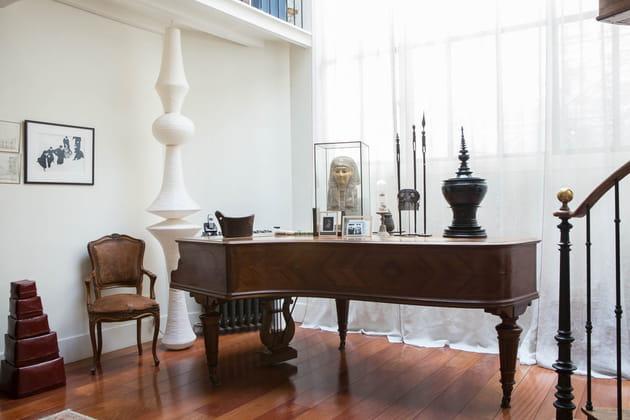 Un piano de famille