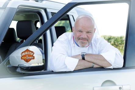 Objectif Top Chef : on the road again