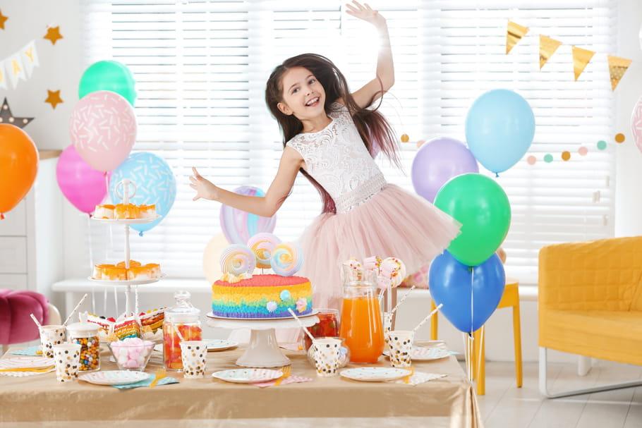Comment organiser l'anniversaire de son enfant à la maison?
