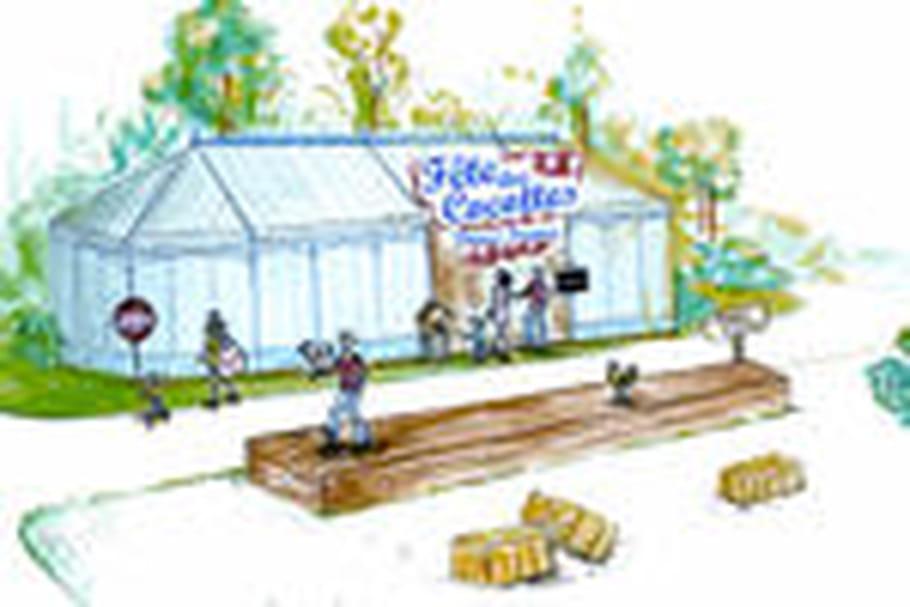 Fêtez les cocottes au Jardin d'Acclimatation à Paris