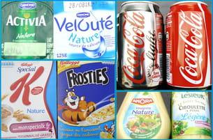 comparaison de 24 produits de grande consommation.