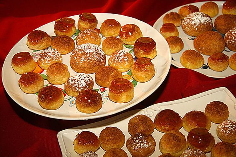 Les choux de la Pâtisserie des Rêves